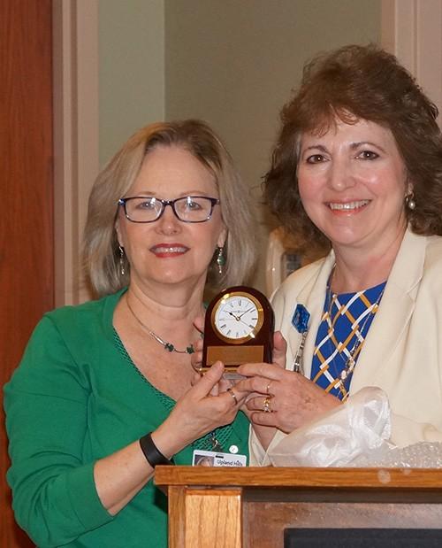 Vicki Scheel Receives Rural Health Ambassador Award