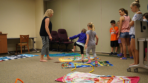 United Fund of Iowa County Funds Therapy-Based Summer Camp